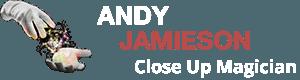 Andy Jamieson Close Up Magician, close-up magic in Harlow